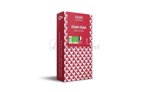 Céline Féline biologisch natuurlijk afrodisiacum - Libidostimulator voor vrouwen