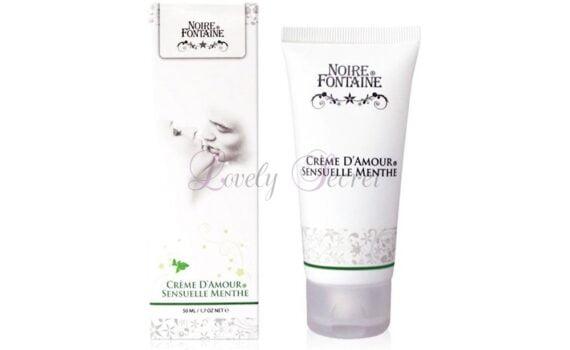 Sensuele massagecrème: Love cream - Boutique naughty