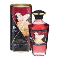 Huile chauffante aphrodisiaque Shunga