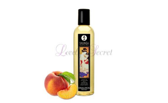 huile de massage shunga erotique peche