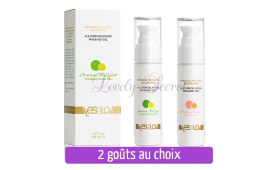 Massage integral gourmand peche yesforlov blanc