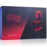 Coffret Secret Pleasure Crimson Dream
