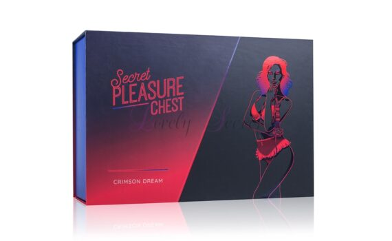 Coffret Secret Pleasure Crimson Dream