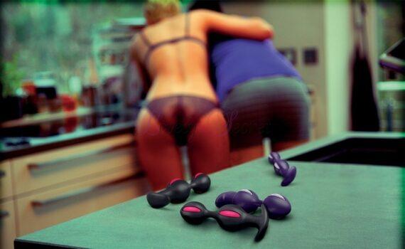B Balls duo plug anal - FUN FACTORY
