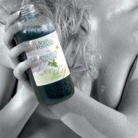 Bain d'Amour - gel douche à la menthe