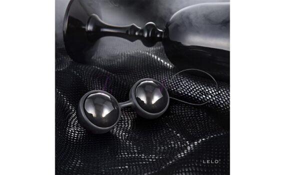 Luna Beads Black