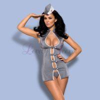 Costume - Hôtesse de l'air sexy - Obsessive