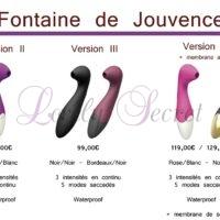 Fontaine de Jouvence II – Noire Fontaine