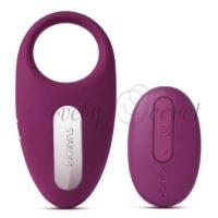 Winni vibrerende penisring met afstandsbediening - Svakom