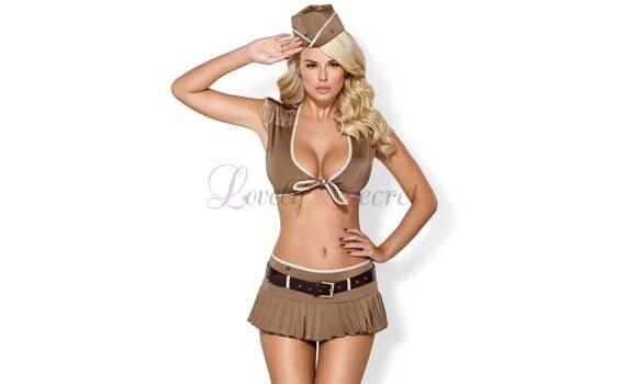 uniforme de militaire