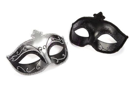 Duo de masques coquins