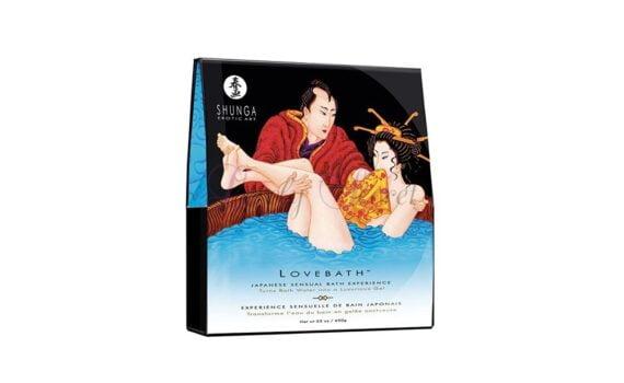 Gelée de bain japonais Shunga Lovebath