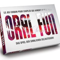 Oral Fun Adult bordspel
