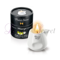 Bougies de massage Plaisir Secret