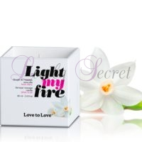 Bougies de massage LoveToLove