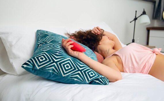 Melt WeVibe, l'aspirateur clitoridien connecté - Sextoys connectés