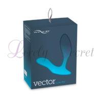 Vector WeVibe - Aangesloten prostaatstimulator