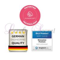 Womanizer Premium – Le n°1 des stimulateurs