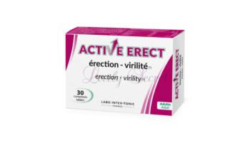 Active Erect : Érection et virilité