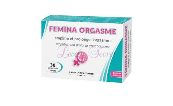 Femina Orgasme: Amplifie et prolonge l'orgasme