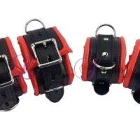 Barre d'écartement avec 4 menottes incluses