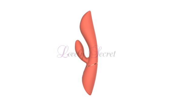 Dubbele stimulator Carmen Clitoris en vaginale G-spot