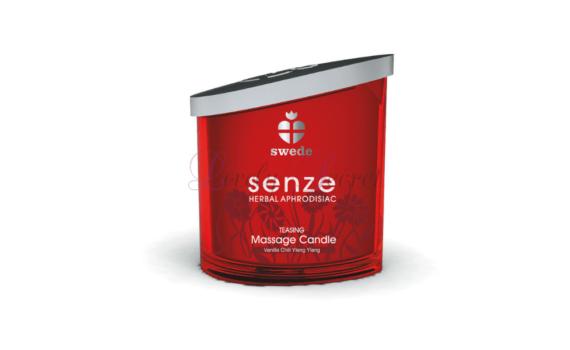 Bougie de massage Senze